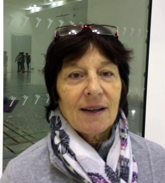 Nicole Tarlotti, présidente